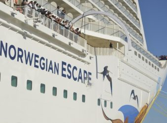 Norwegian Escape Feature