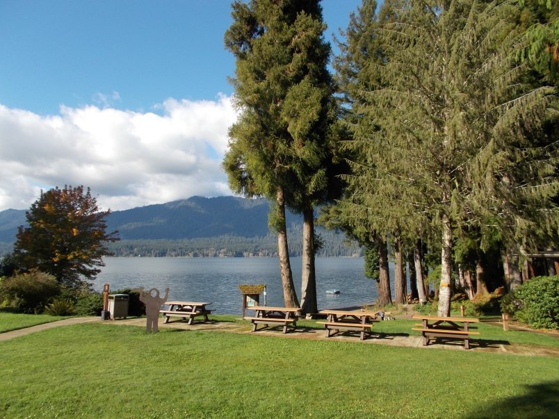 Grounds Lake Quinault Lodge