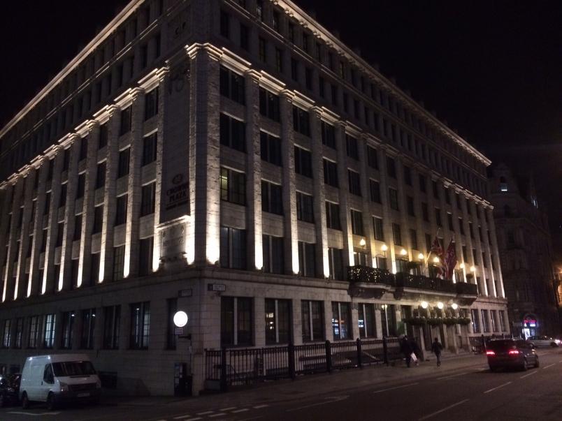 Crowne Plaza London Exterior