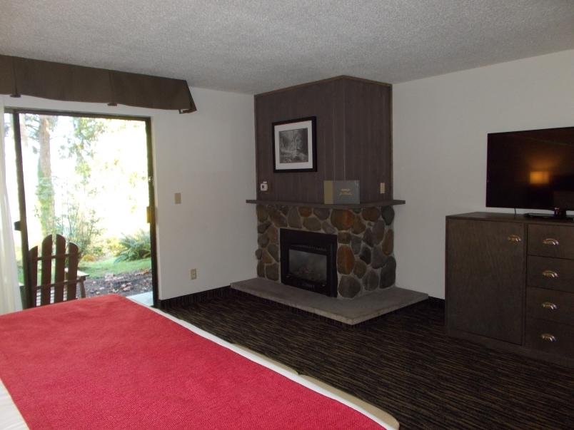 Fireside Room Lake Quinault Lodge