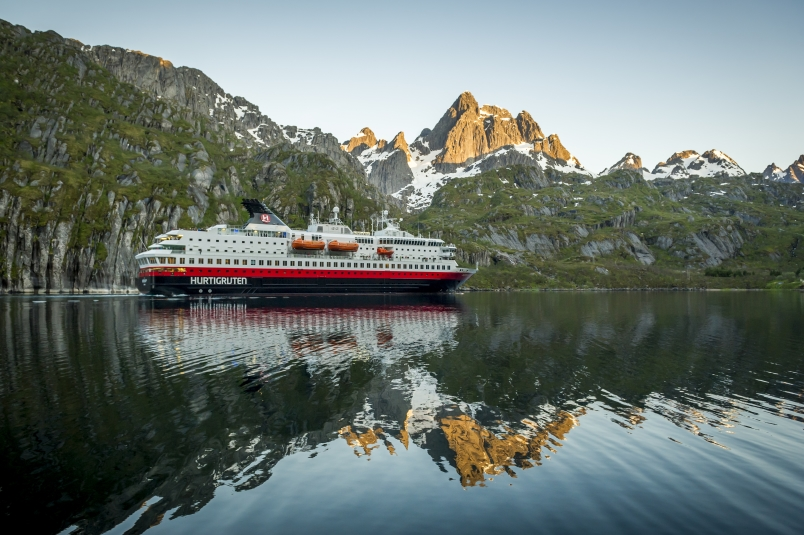 MS Nordkapp © T I Bergsmo
