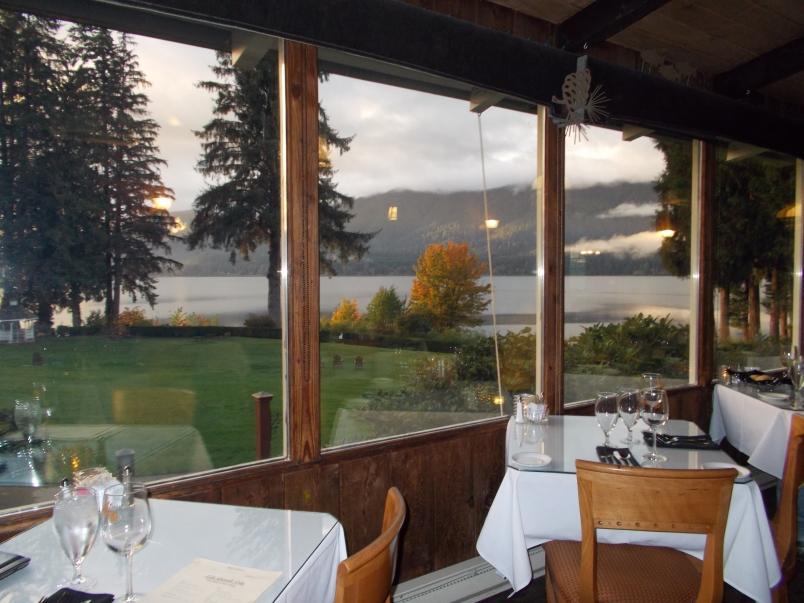 Restaurant Lake Quinault Lodge