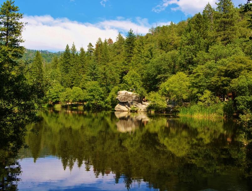 Beauty of Lake Fulmor