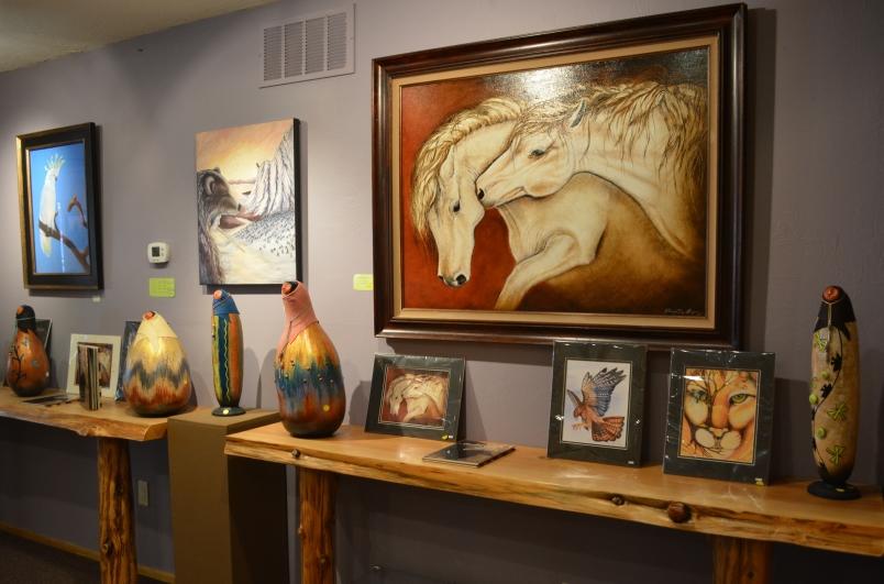 One of Idyllwild's Art Galleries