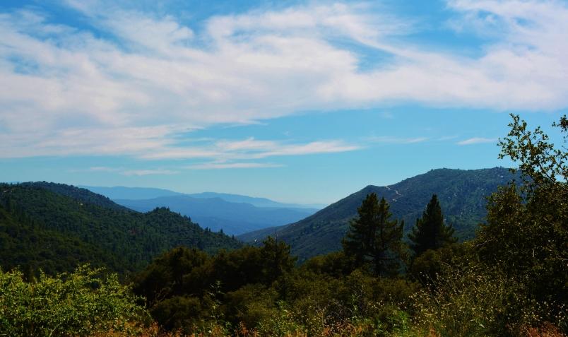 San Jacinto Mountain Views