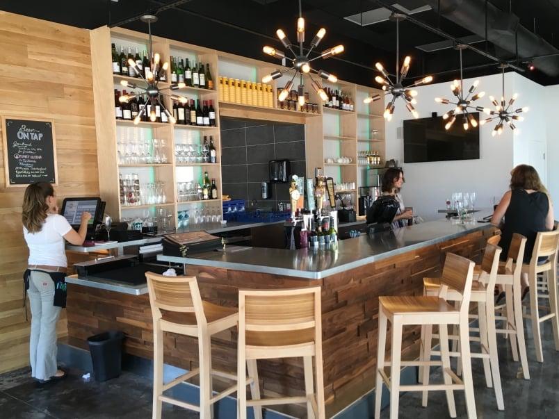 The Bar Cider Press Cafe