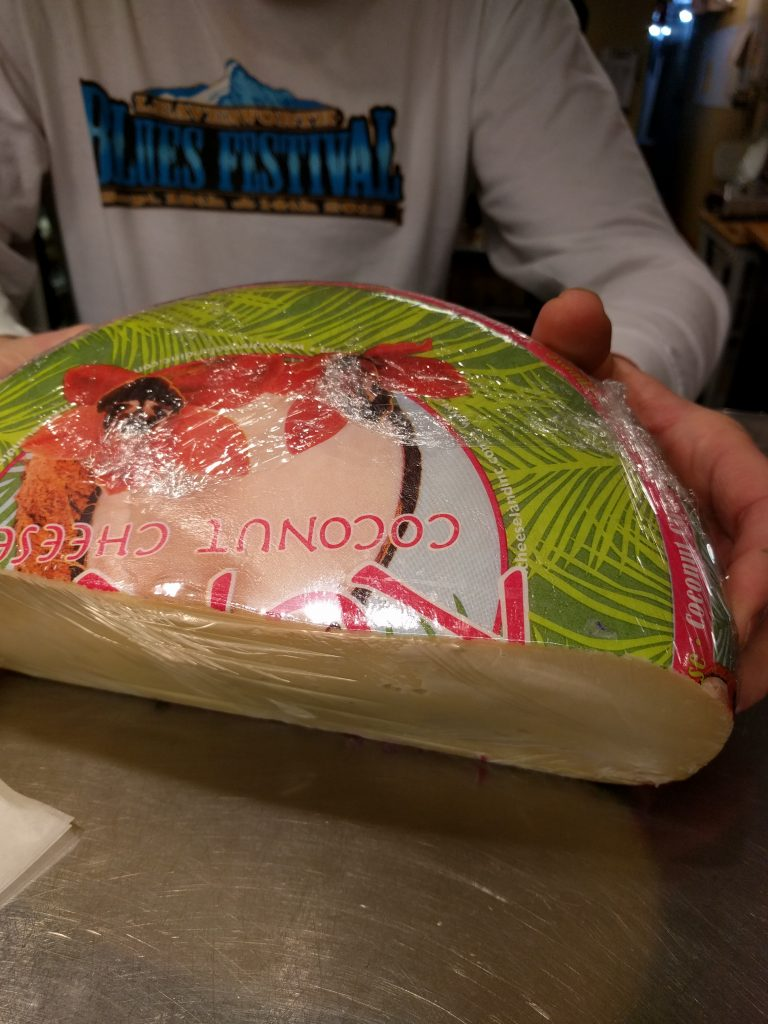 cheese monger coconut