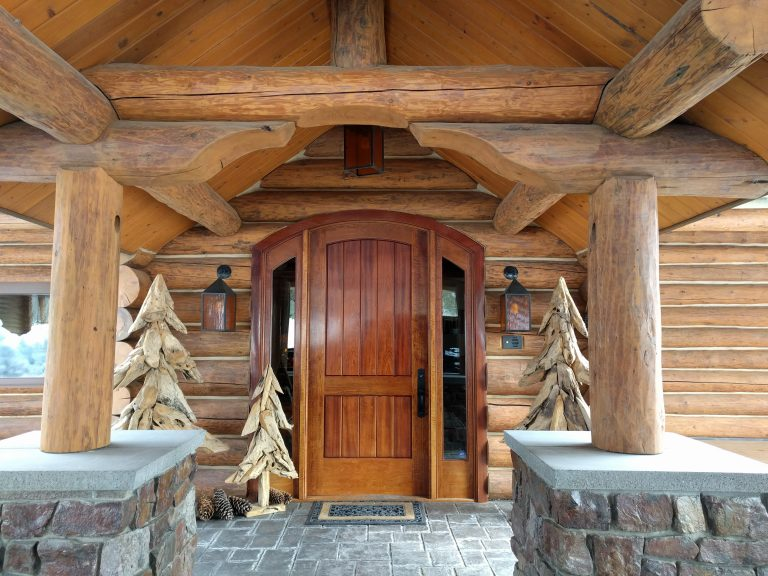 grand river lodge front door