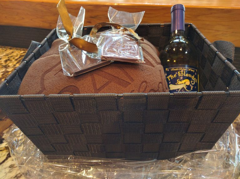 grand river lodge gift basket