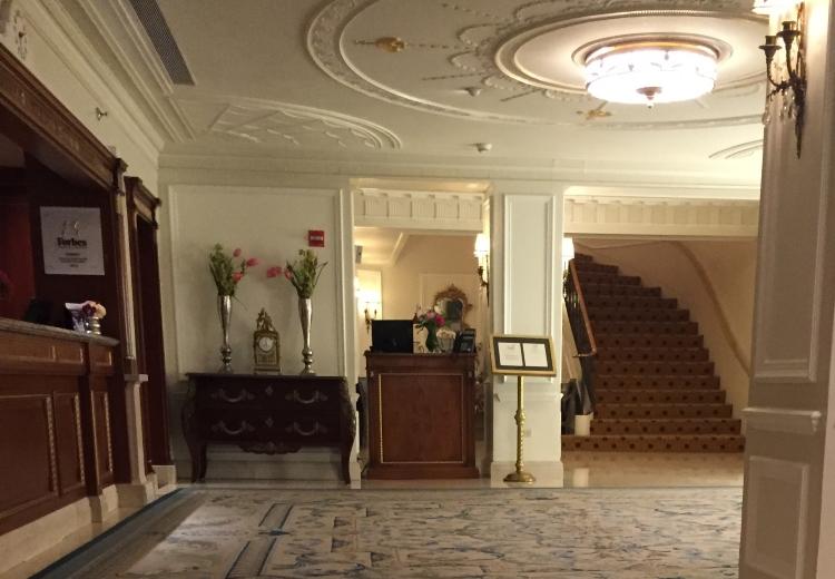 Lobby Taj Hotel.Feature