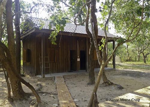 Tmatboey cabin
