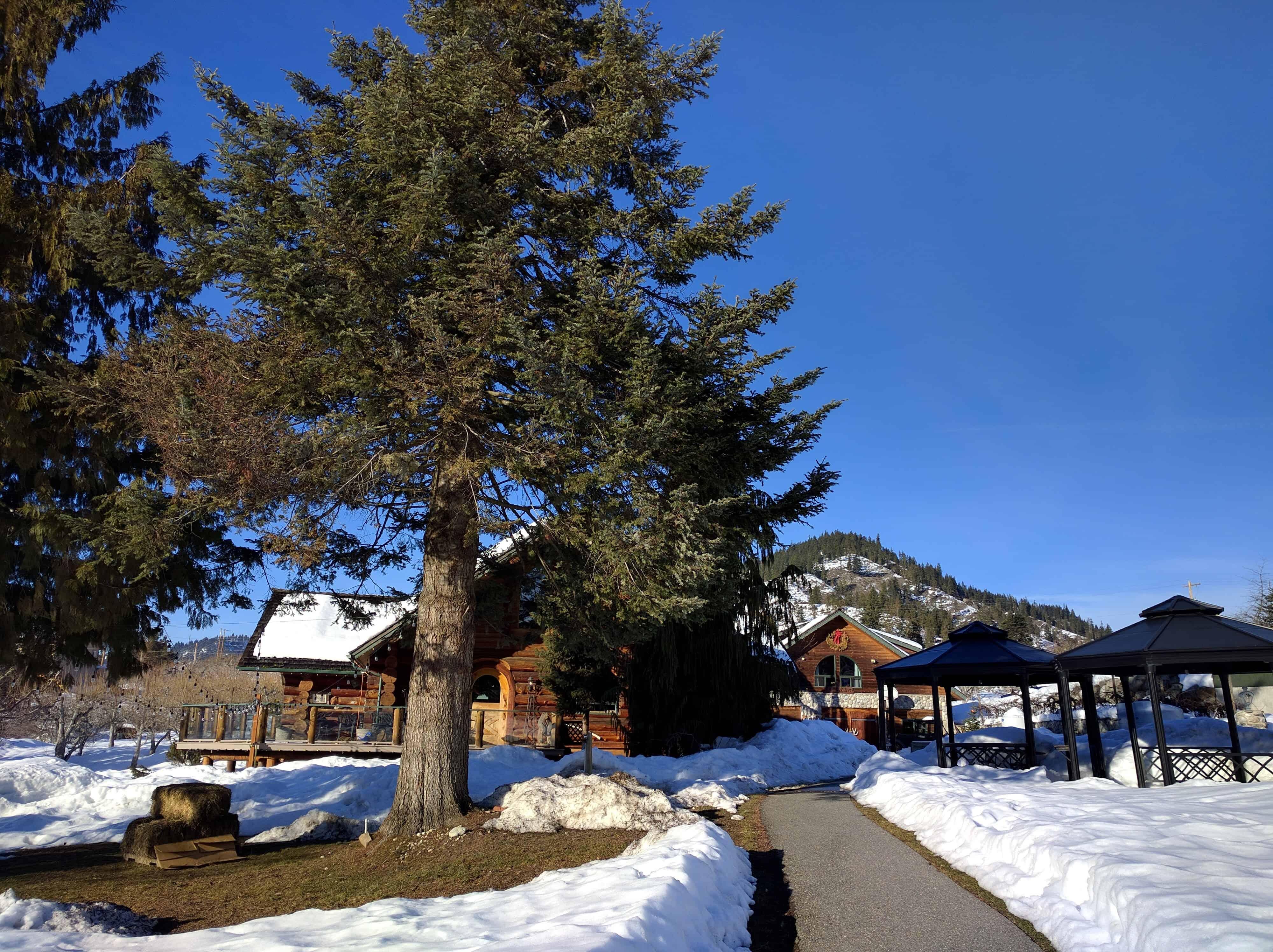 Leavenworth Icicle Winery Exterior