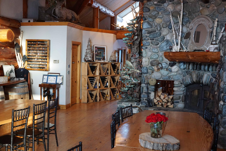 Leavenworth Icicle Winery Interior