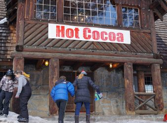 Ski Hill hot cocoa