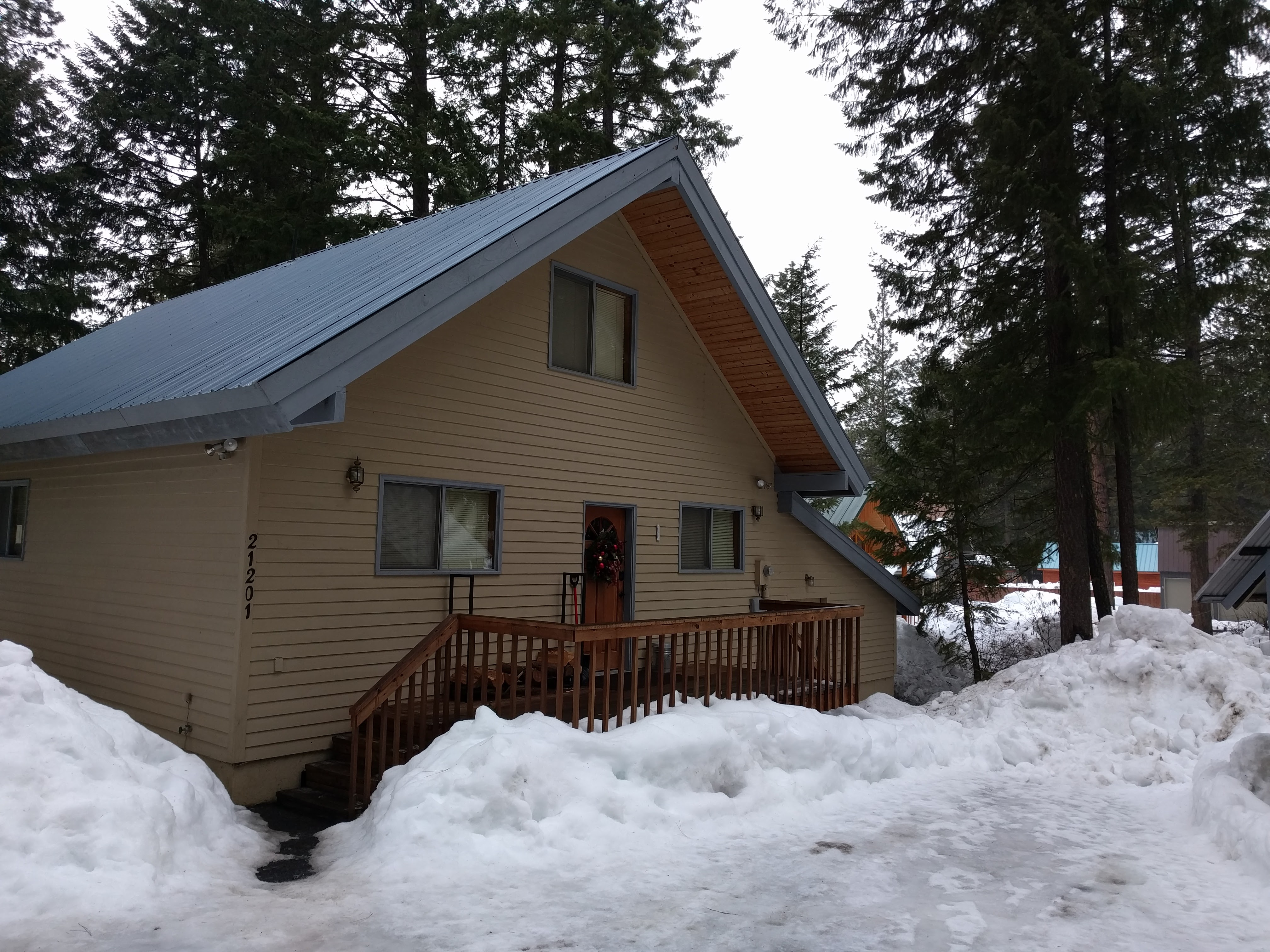 Whiskey River Retreat cabin