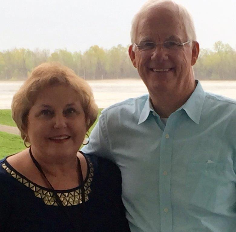 Connie and Steve Pearson