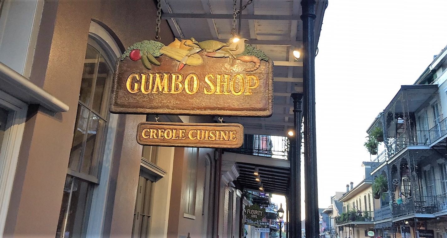 Gumbo Shop French Quarter