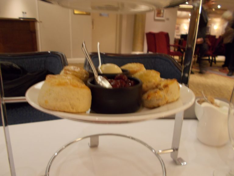 Afternoon Tea Lancaster Hotel