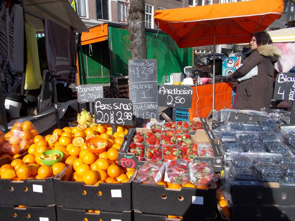 Amsterdam Open Air Market
