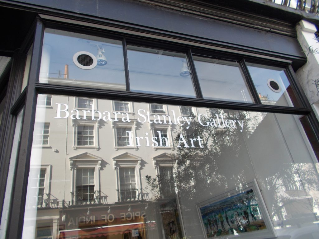 Barbara Stanley Gallery London
