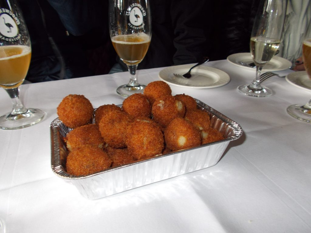 Bitterballen and Beer - Eating Amsterdam