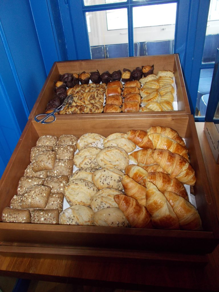 Bread Choices Breakfast VillaCascais Guesthouse