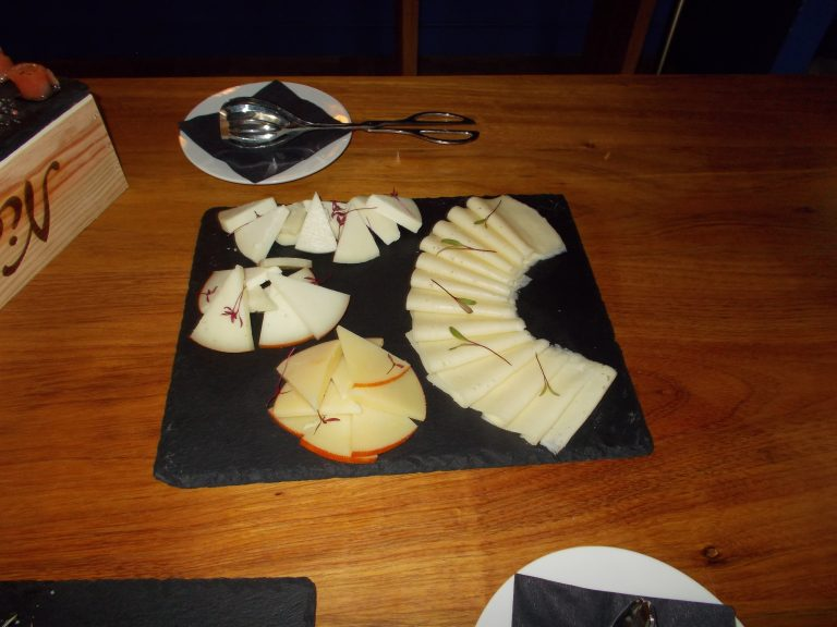 Cheese at Breakfast Villa Cascais