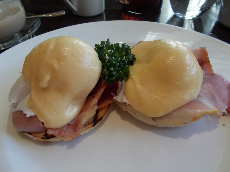 ggs Benedict Breakfast The Arch London