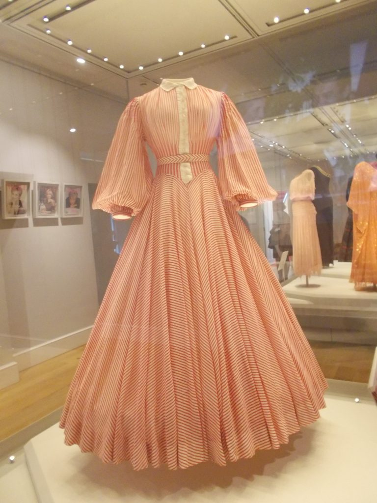 Fashion Rules Exhibit at Kensington Palace