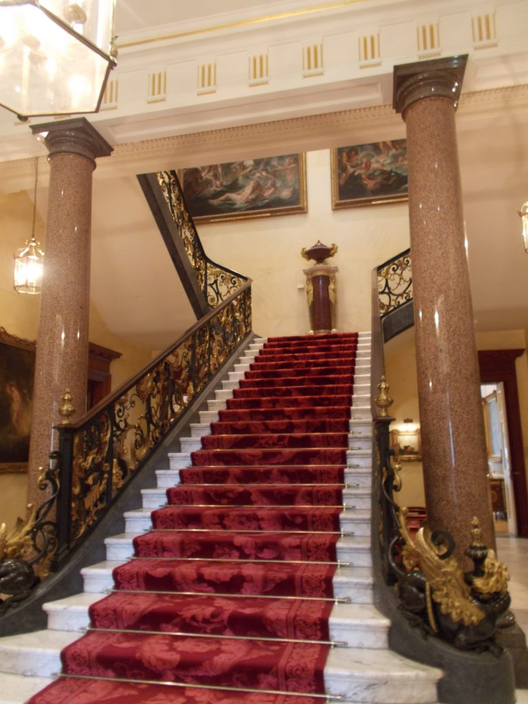 Grand Staircase Wallace House