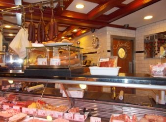 Lots to choose from at butcher Louman Jordaan