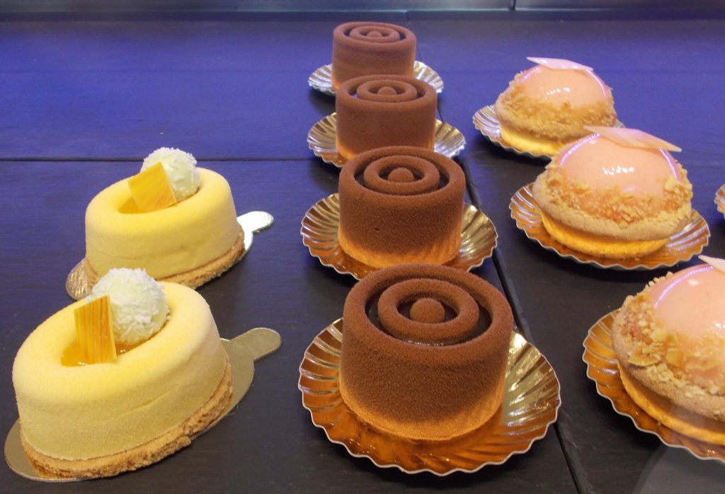 Patisserie Anesta - Each pastry a work of art