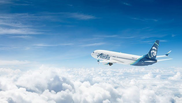 Alaska Airlines New Service Photo by Alaska Airlines
