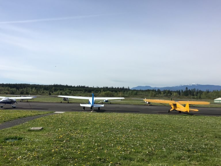 Port Townsend 'International' Airport