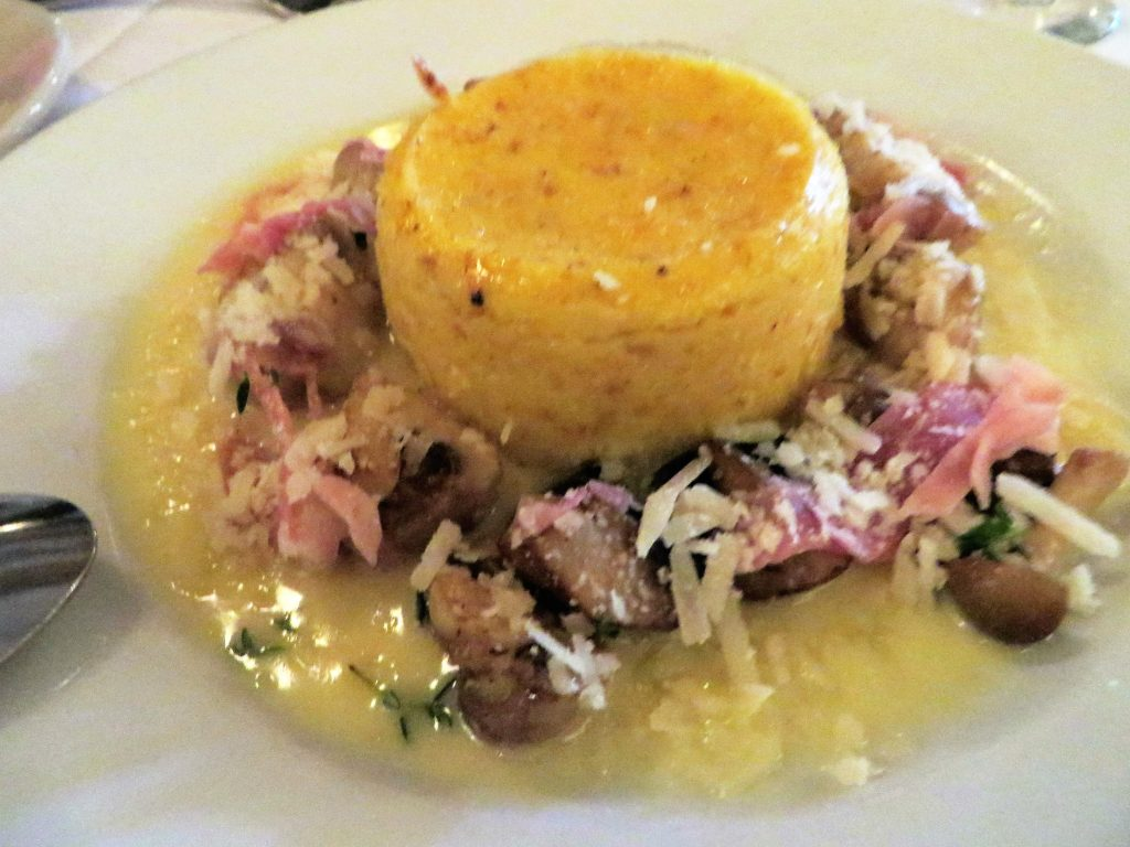 Stone Ground Baked Grits Highlands Bar and Grill