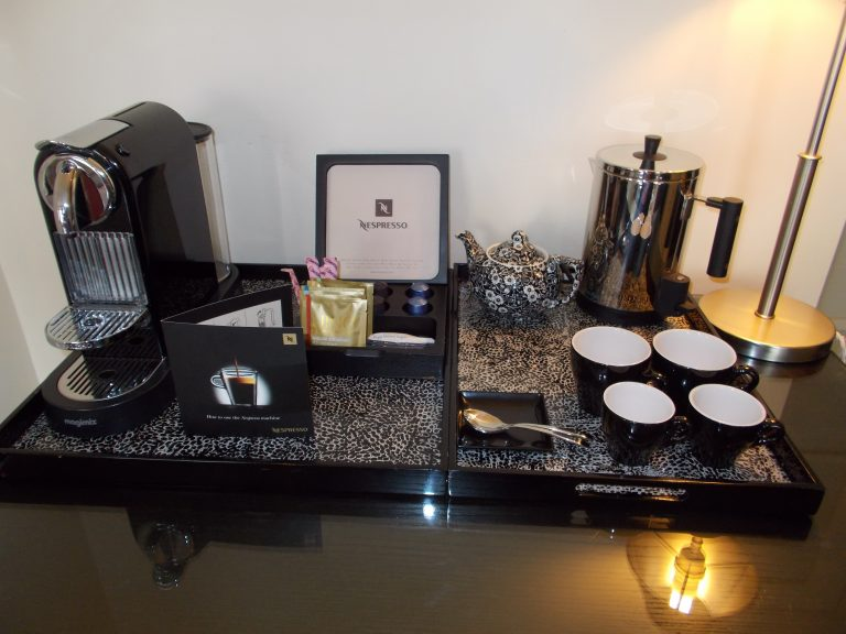Tea and Coffee Service in Room The Arch London