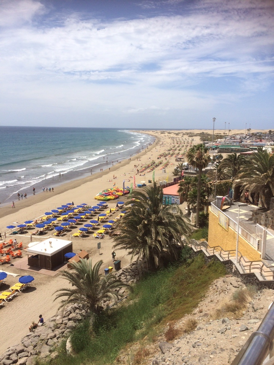 Gran Canaria Play Del Ingles