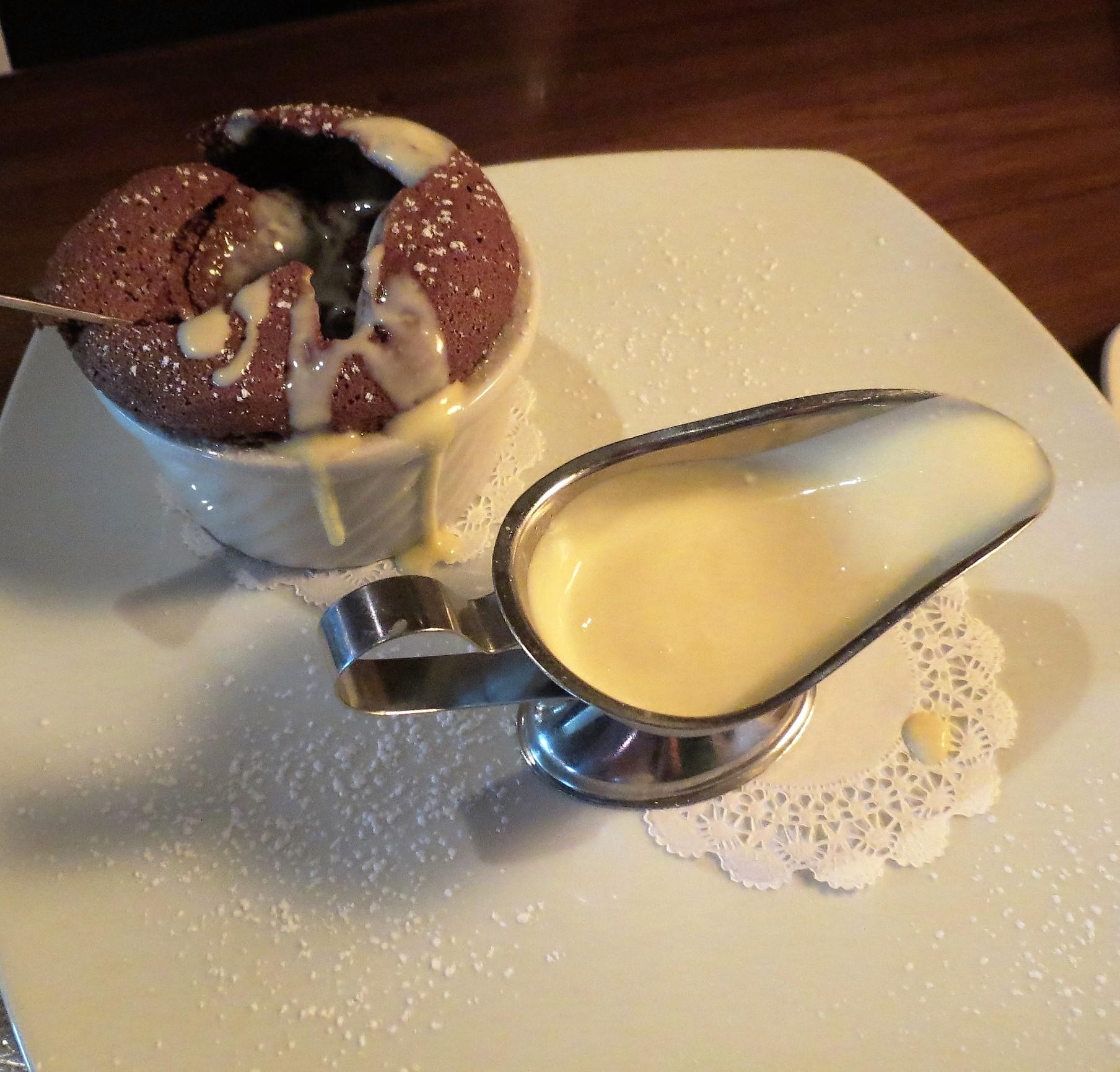 Grille 29 chocolate soufflé