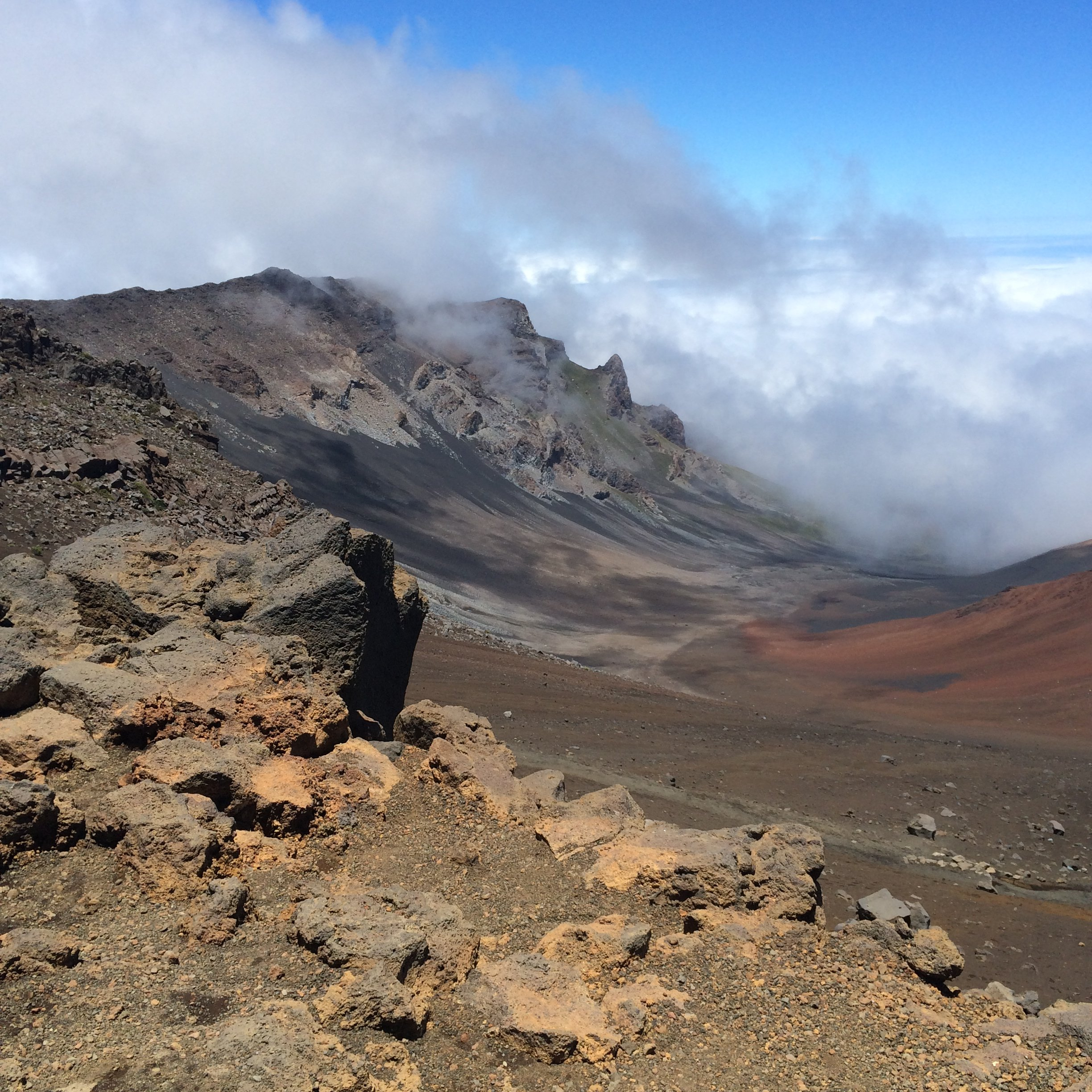 Hawaii - Watch for Altitude Sickness Symptoms