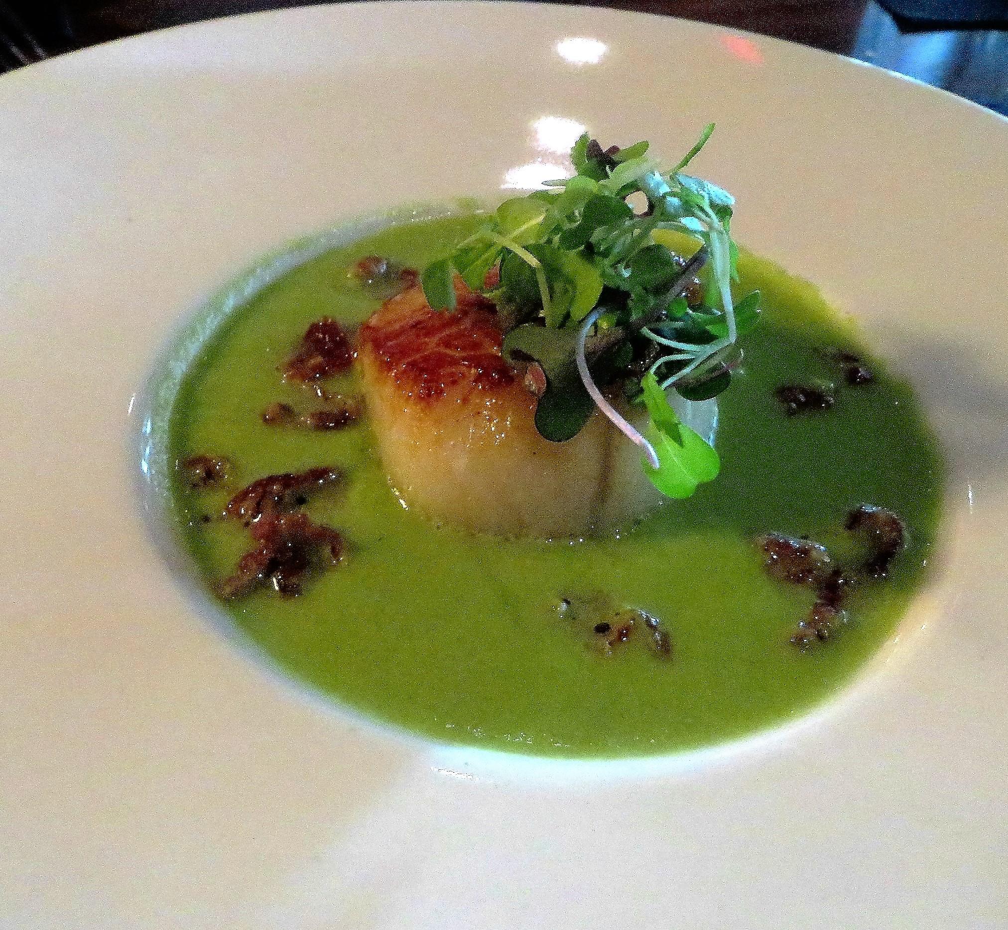 Asparagus Soup - Grille 29