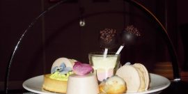 Delectable Sweets Afternoon Tea Lancaster Hotel London