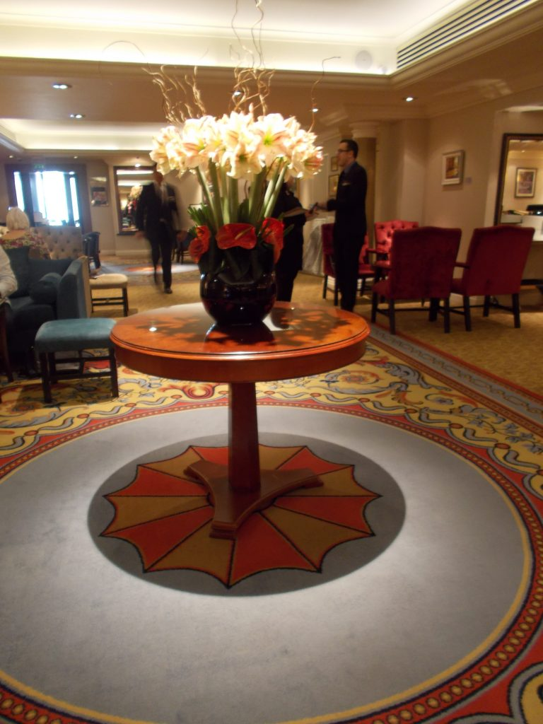 First Floor Lounge at Lancaster Hotel