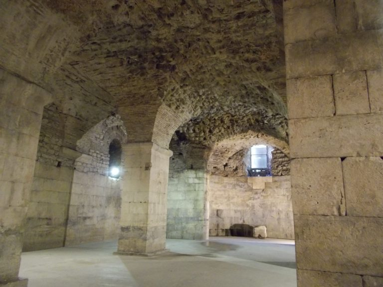 Game of Thrones Territory Basement Diocletian Palace