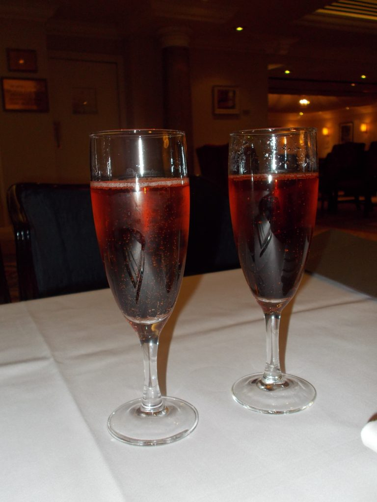 Laurent-Perrier Rose for two Afternoon Tea Lancaster London Hotel