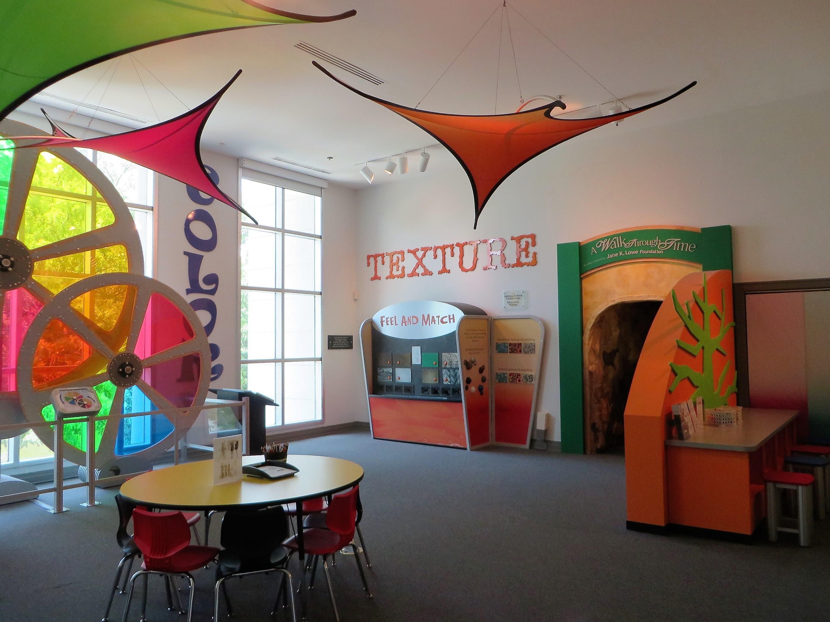 Museum of Art Children's Area