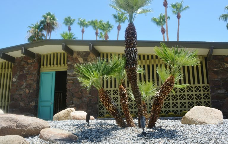 Nat King Cole's Home Hollywood – Palm Springs Connection