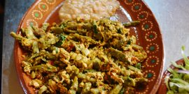 Award winning Machaca con Juevos - Baja Food Scene