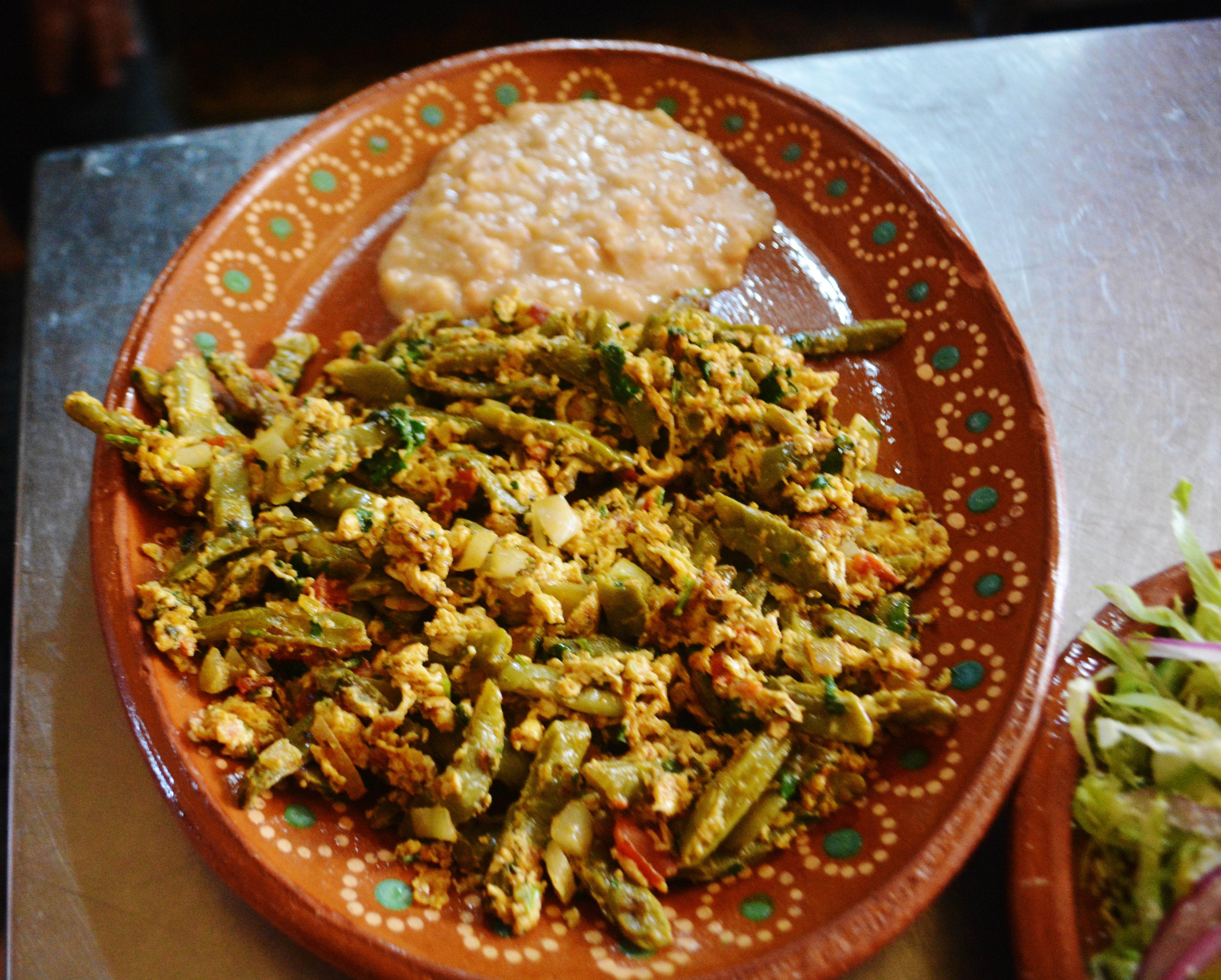 Award winning Machaca con Juevos - Baja Food Scene
