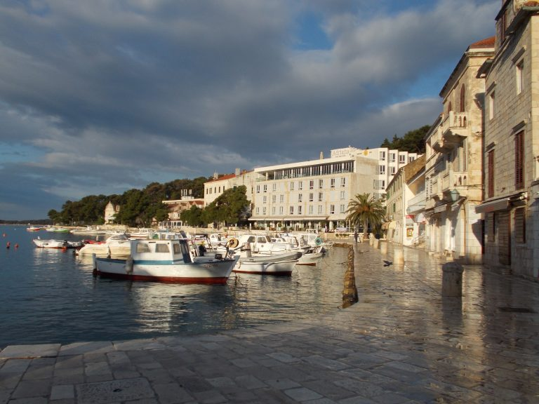 After the Storm - Hvar Croatia