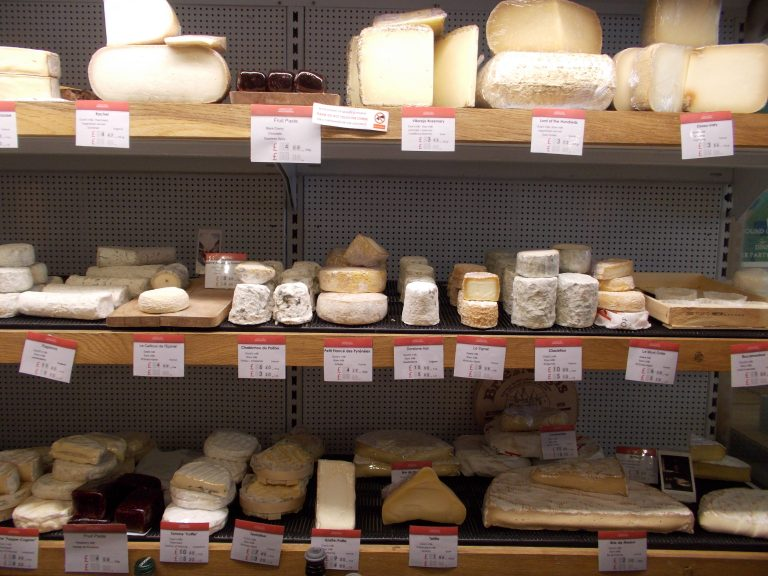 Cheese Lover's Heaven The House of Androuet Spittalfield's London